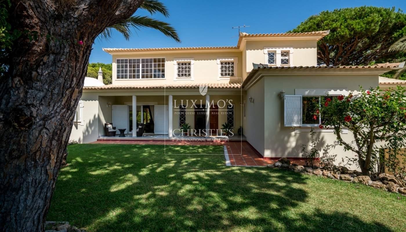Freistehende villa zum Verkauf mit pool, nahe dem Strand und golf course, Vilamoura, Algarve, Portugal_66608