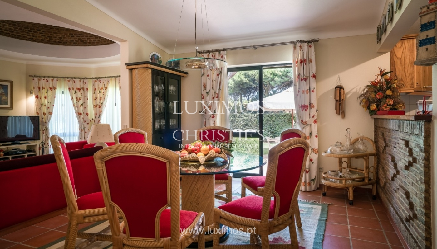 Villa for sale, with sea and golf view, Vilamoura, Algarve, Portugal_66683