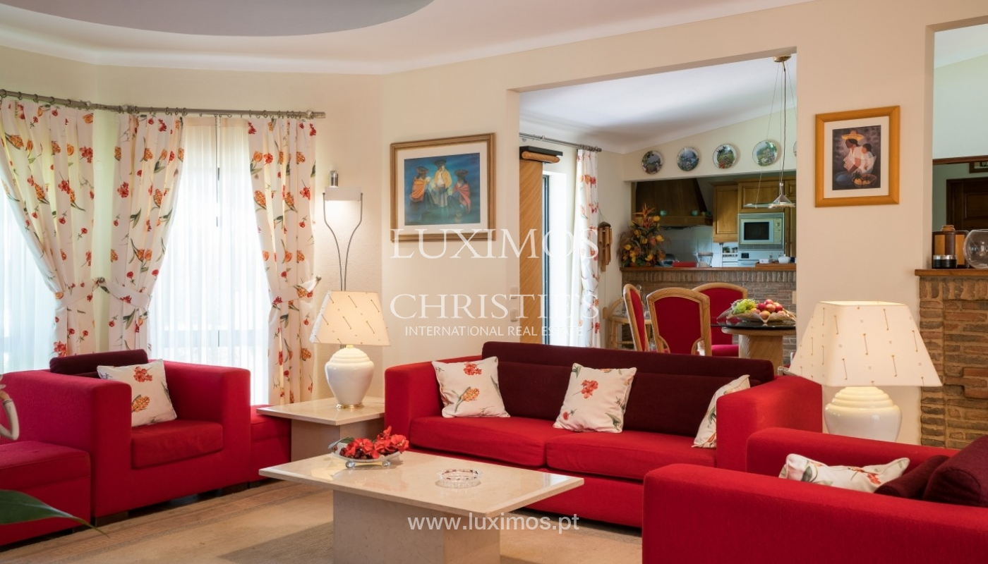 Villa for sale, with sea and golf view, Vilamoura, Algarve, Portugal_66690