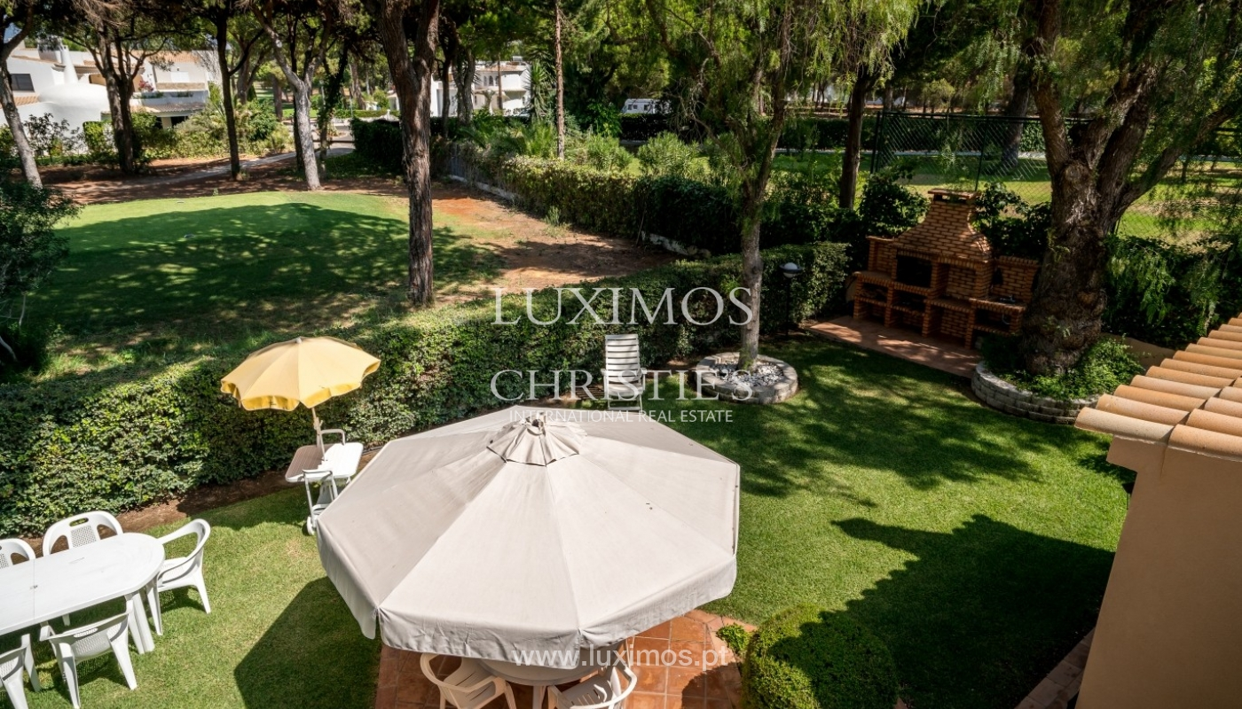 Villa for sale, with sea and golf view, Vilamoura, Algarve, Portugal_66707