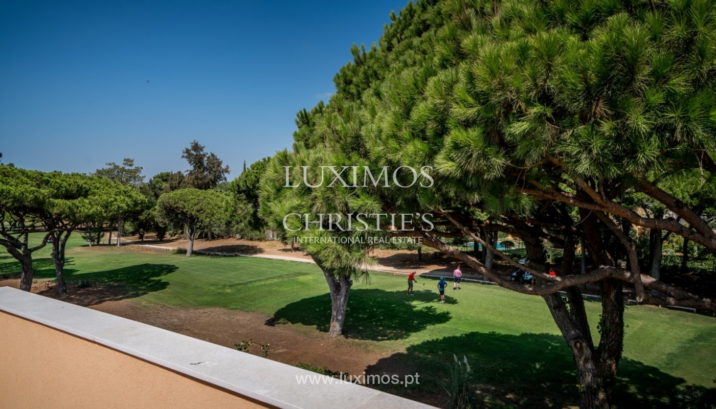 Villa for sale, with sea and golf view, Vilamoura, Algarve, Portugal_66710
