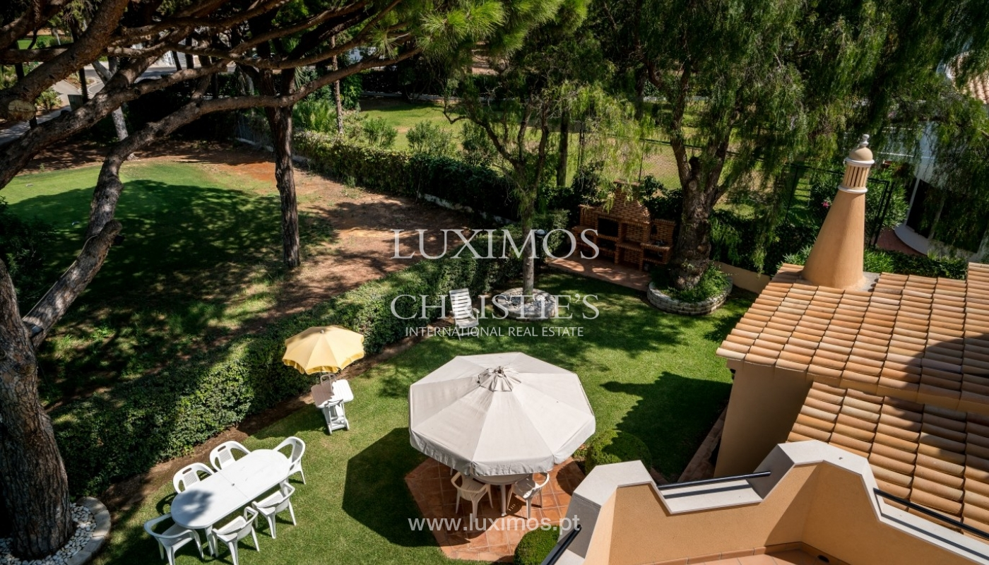 Villa for sale, with sea and golf view, Vilamoura, Algarve, Portugal_66711