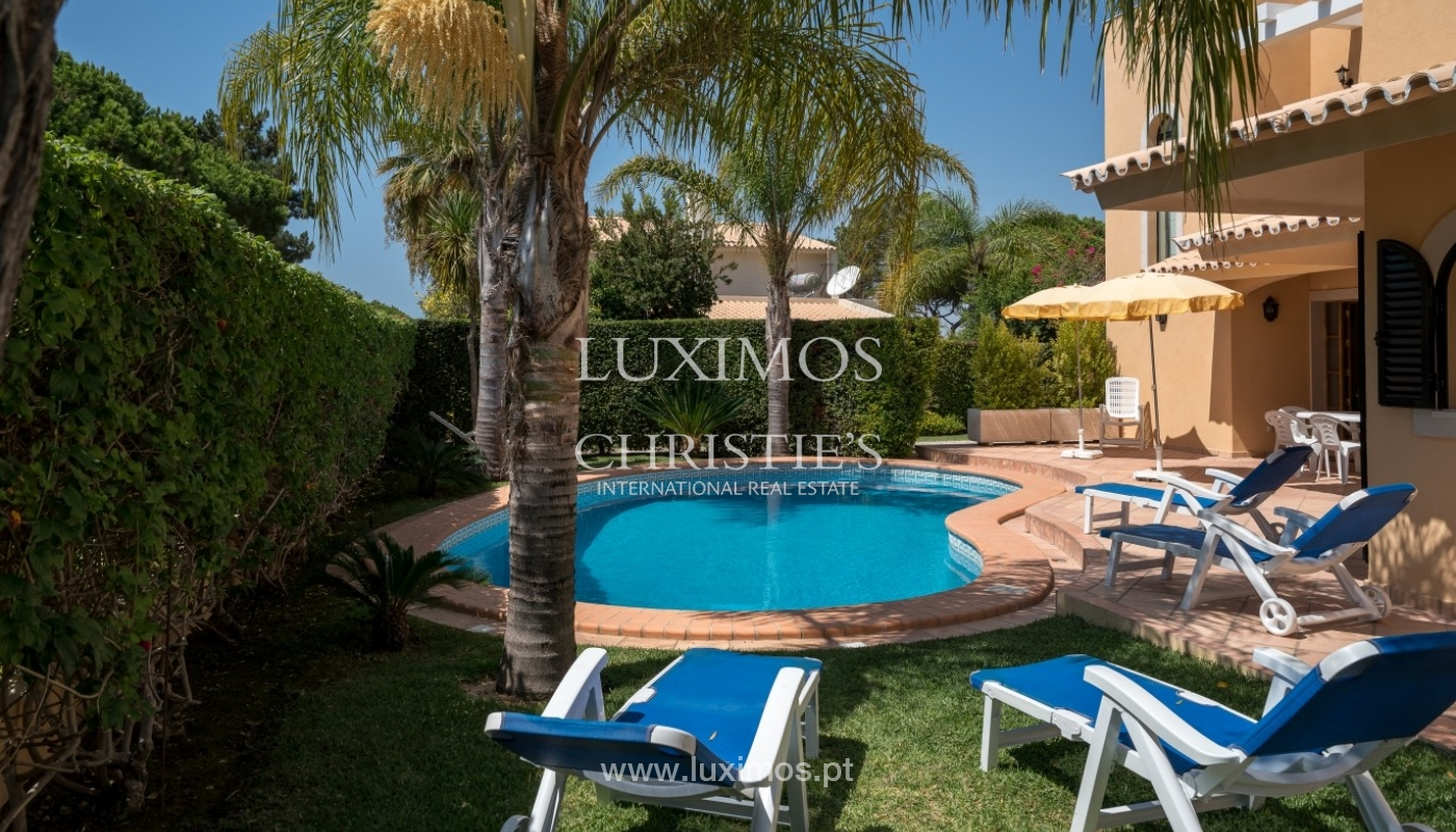Villa for sale, with sea and golf view, Vilamoura, Algarve, Portugal_66736