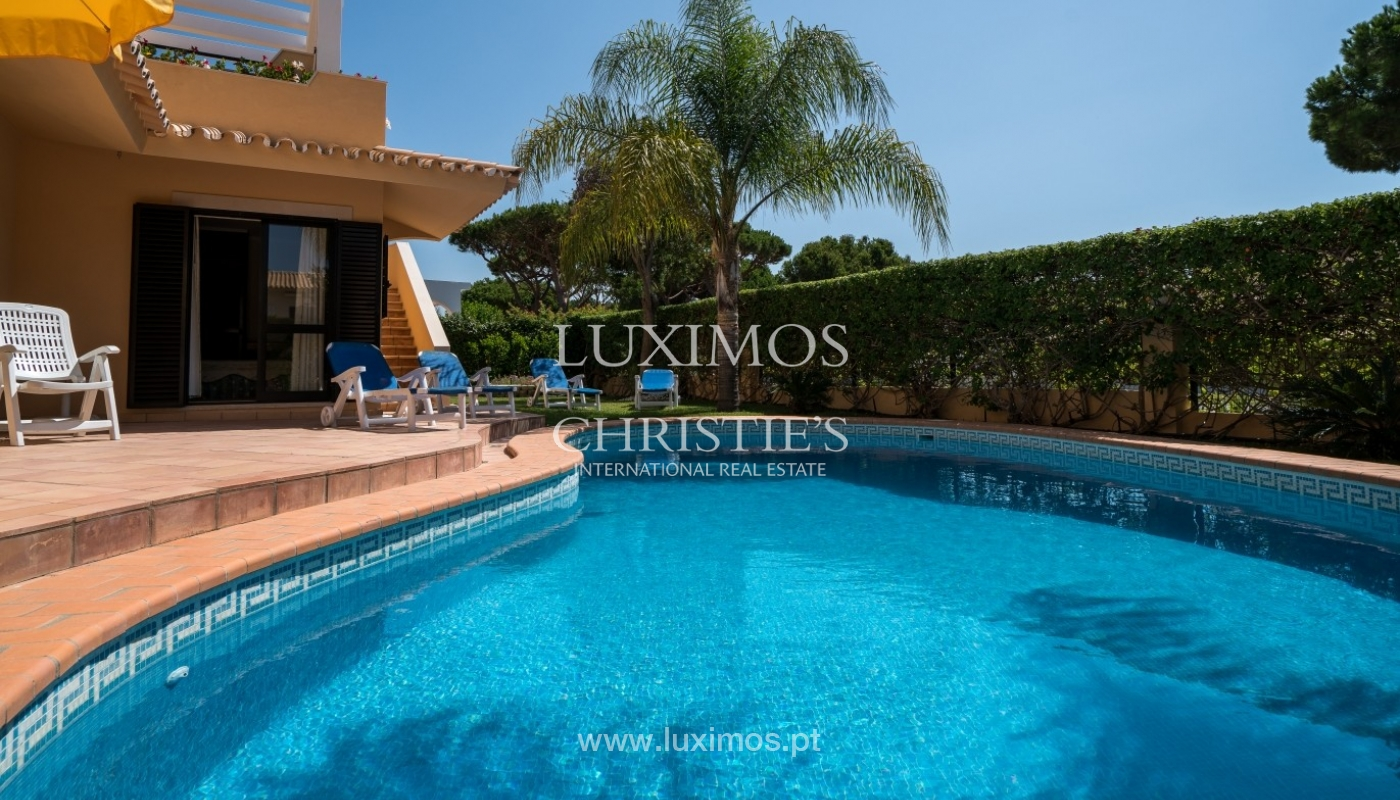 Villa for sale, with sea and golf view, Vilamoura, Algarve, Portugal_66739