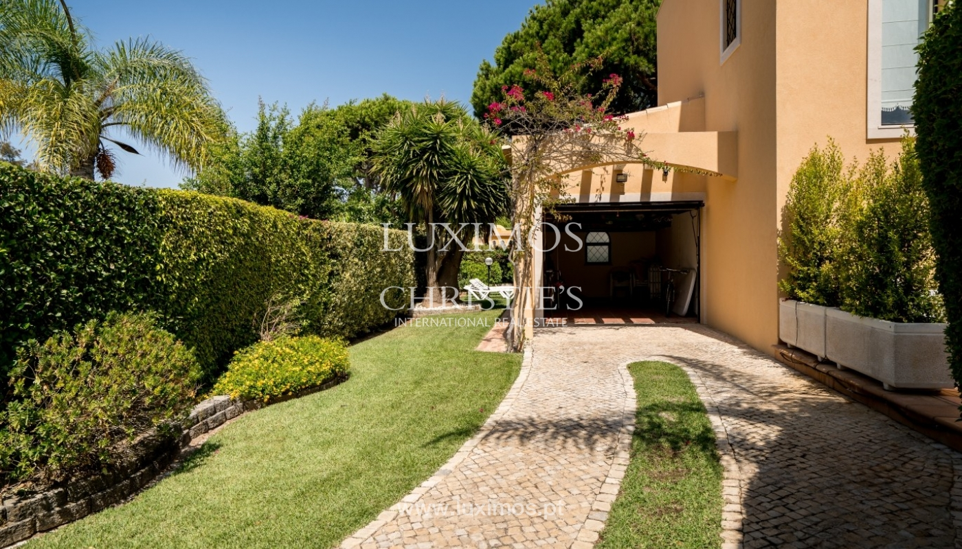 Villa for sale, with sea and golf view, Vilamoura, Algarve, Portugal_66740