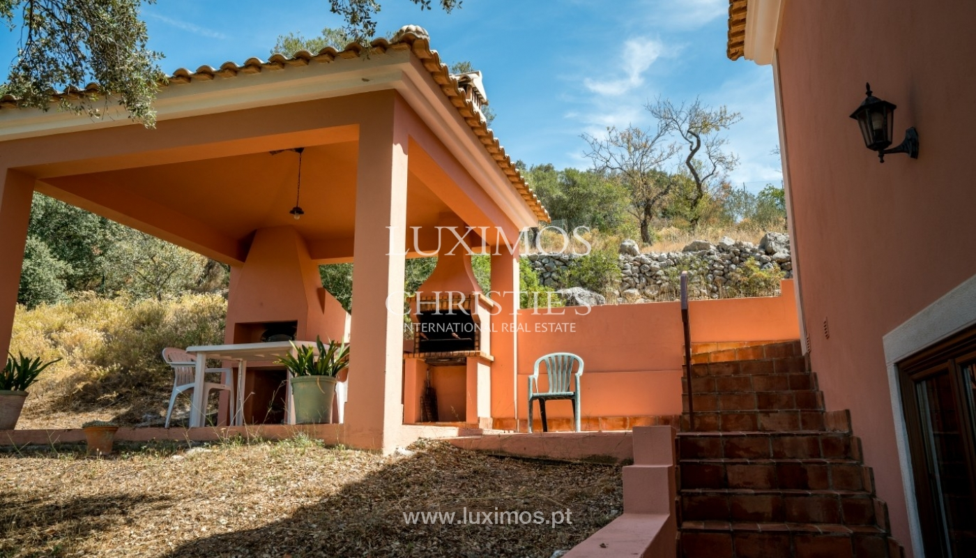 Country house for sale with swimming pool, São Brás Alportel, Algarve_66917