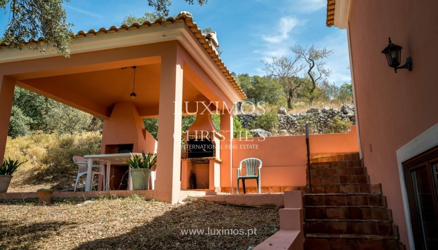 Casa de campo à venda, com piscina, São Brás de Alportel_66917