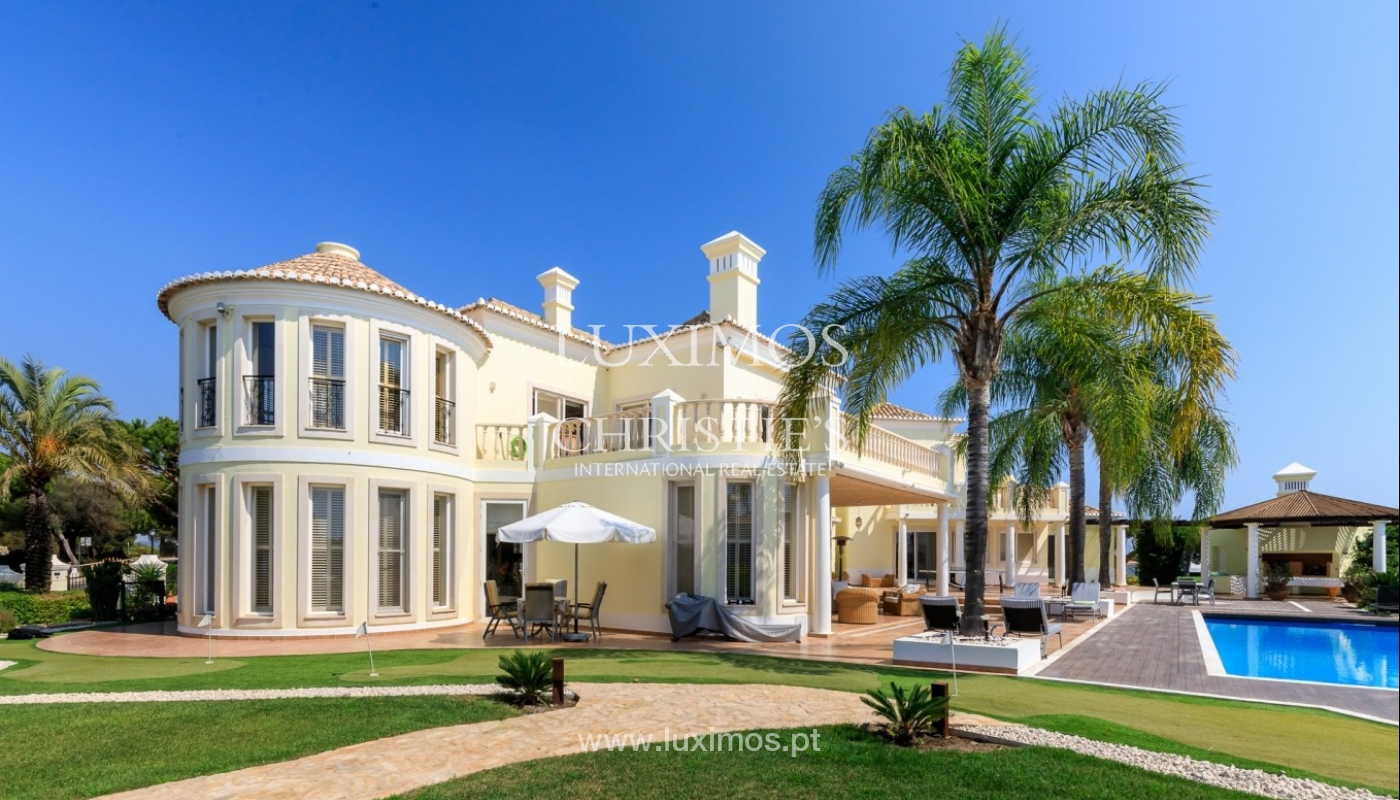 Luxury villa for sale with sea view, Vale do Lobo, Algarve, Portugal_67224