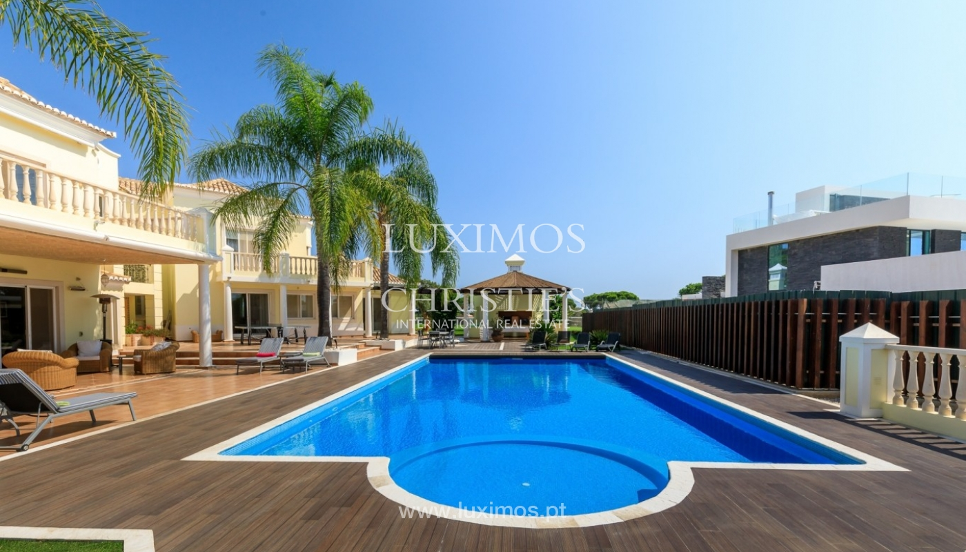 Detached villa set on spacious grounds- Vale do Lobo_67225
