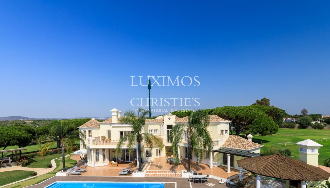 Luxury villa for sale with sea view, Vale do Lobo, Algarve, Portugal_67226