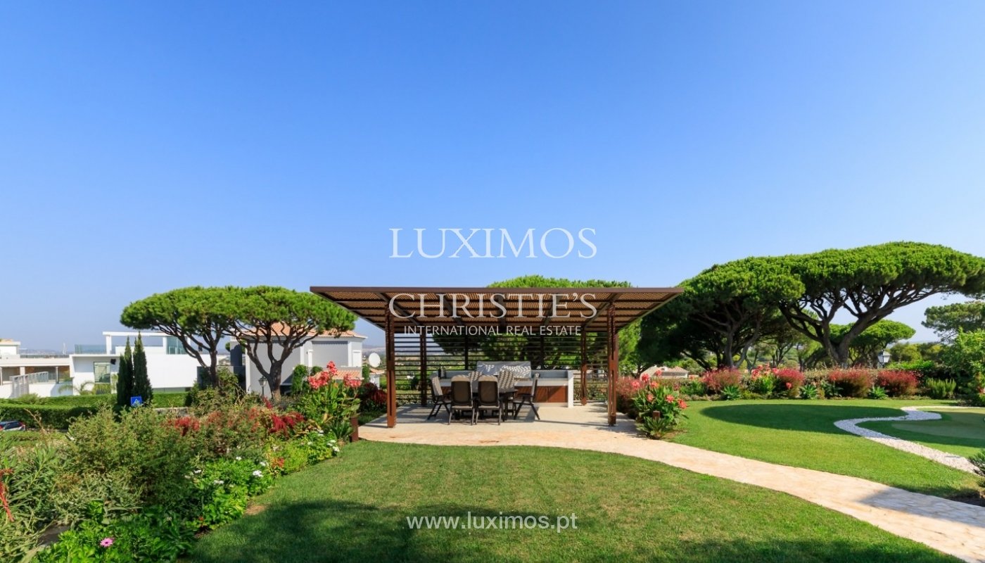 Luxury villa for sale with sea view, Vale do Lobo, Algarve, Portugal_67227