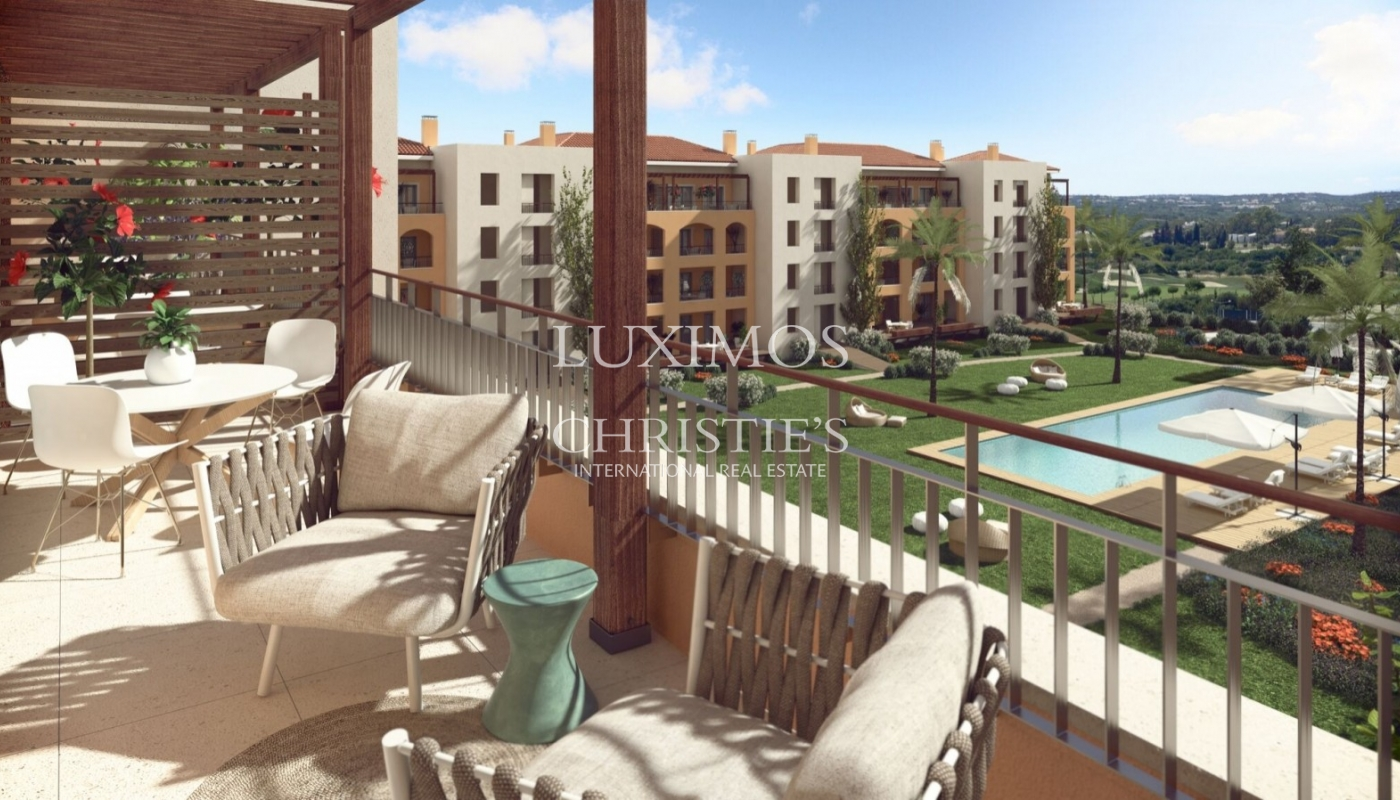 Sale of new apartment near the golf in Vilamoura, Algarve, Portugal_67232