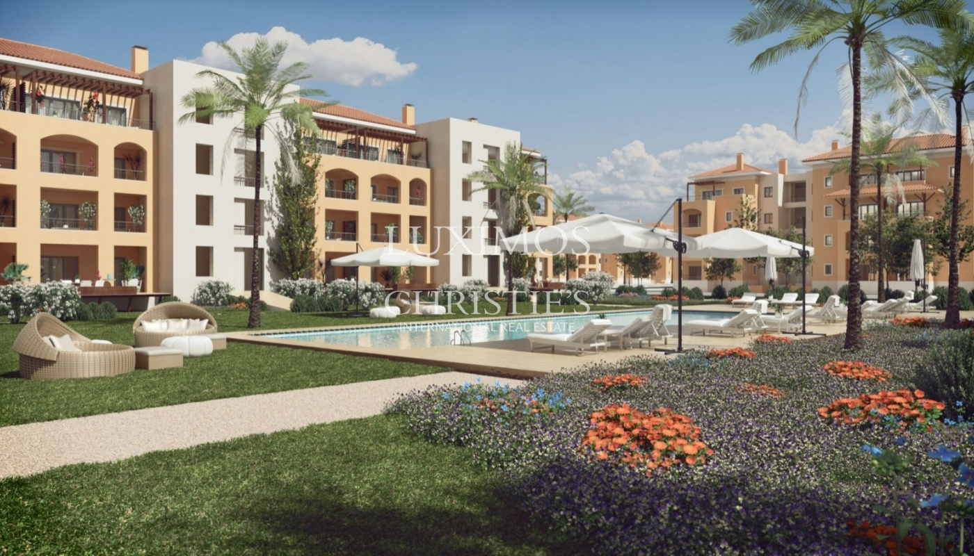 Sale of new apartment near the golf in Vilamoura, Algarve, Portugal_67233