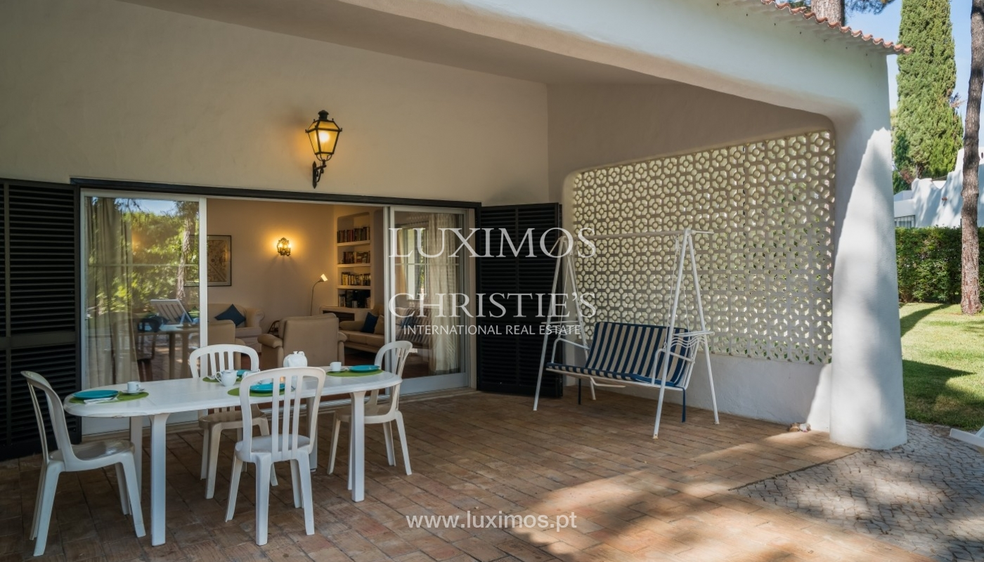 Freistehende villa zum Verkauf mit pool, in der Nähe von Strand und golf, Vilamoura, Algarve, Portugal_67323