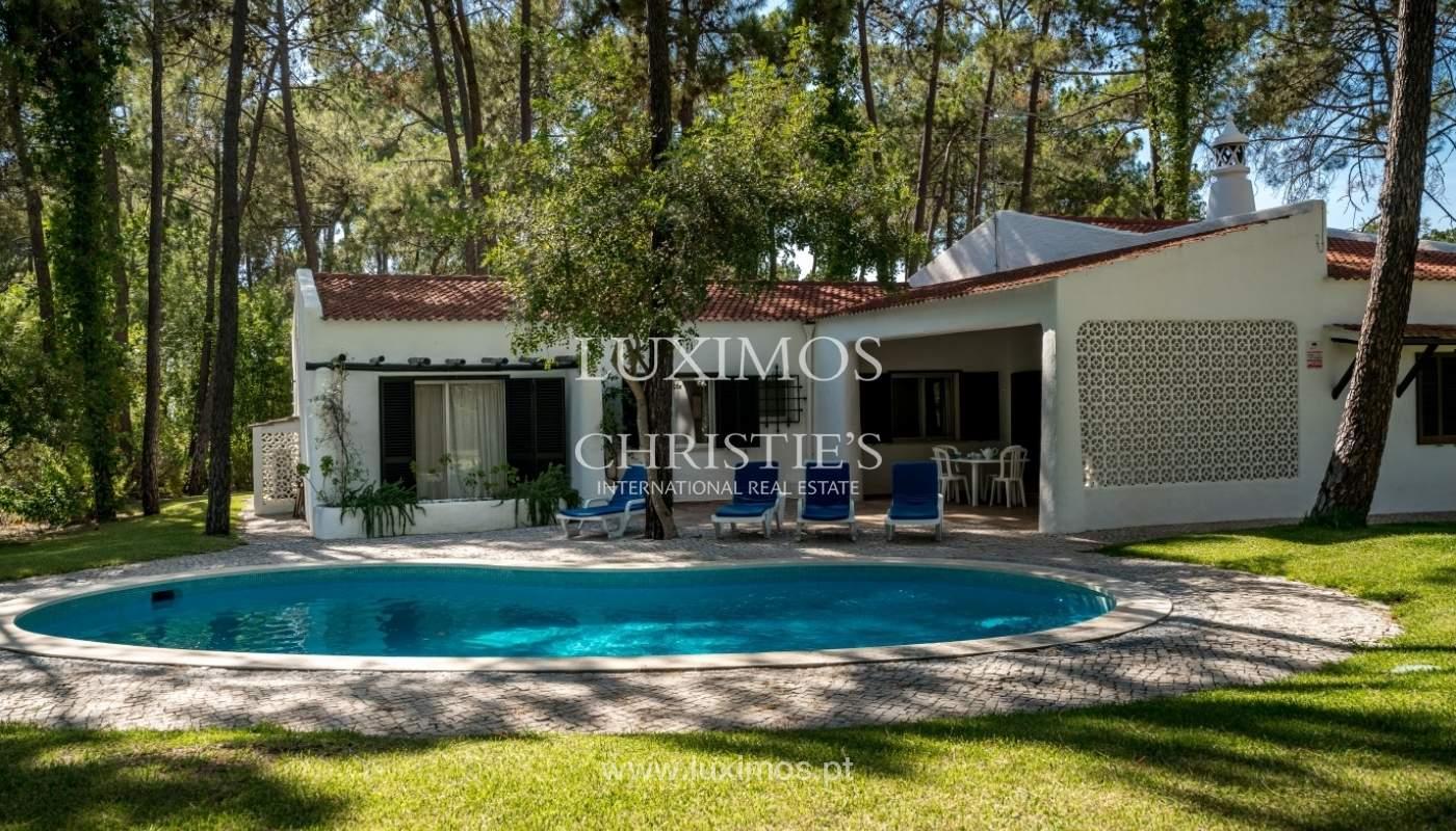 Freistehende villa zum Verkauf mit pool, in der Nähe von Strand und golf, Vilamoura, Algarve, Portugal_67326