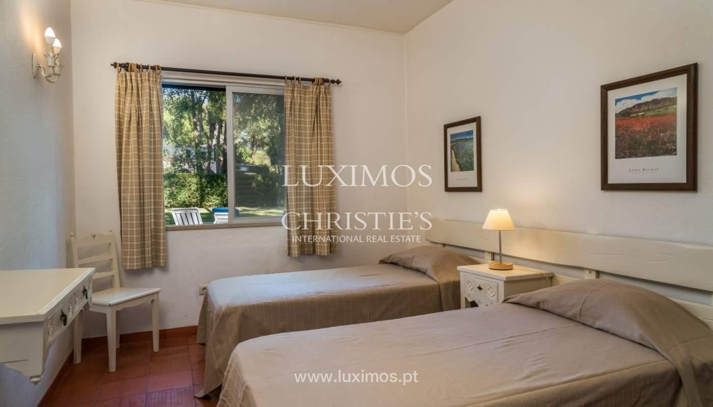 Freistehende villa zum Verkauf mit pool, in der Nähe von Strand und golf, Vilamoura, Algarve, Portugal_67342
