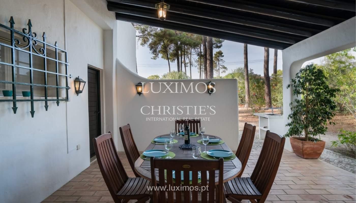 Freistehende villa zum Verkauf mit pool, in der Nähe von Strand und golf, Vilamoura, Algarve, Portugal_67356