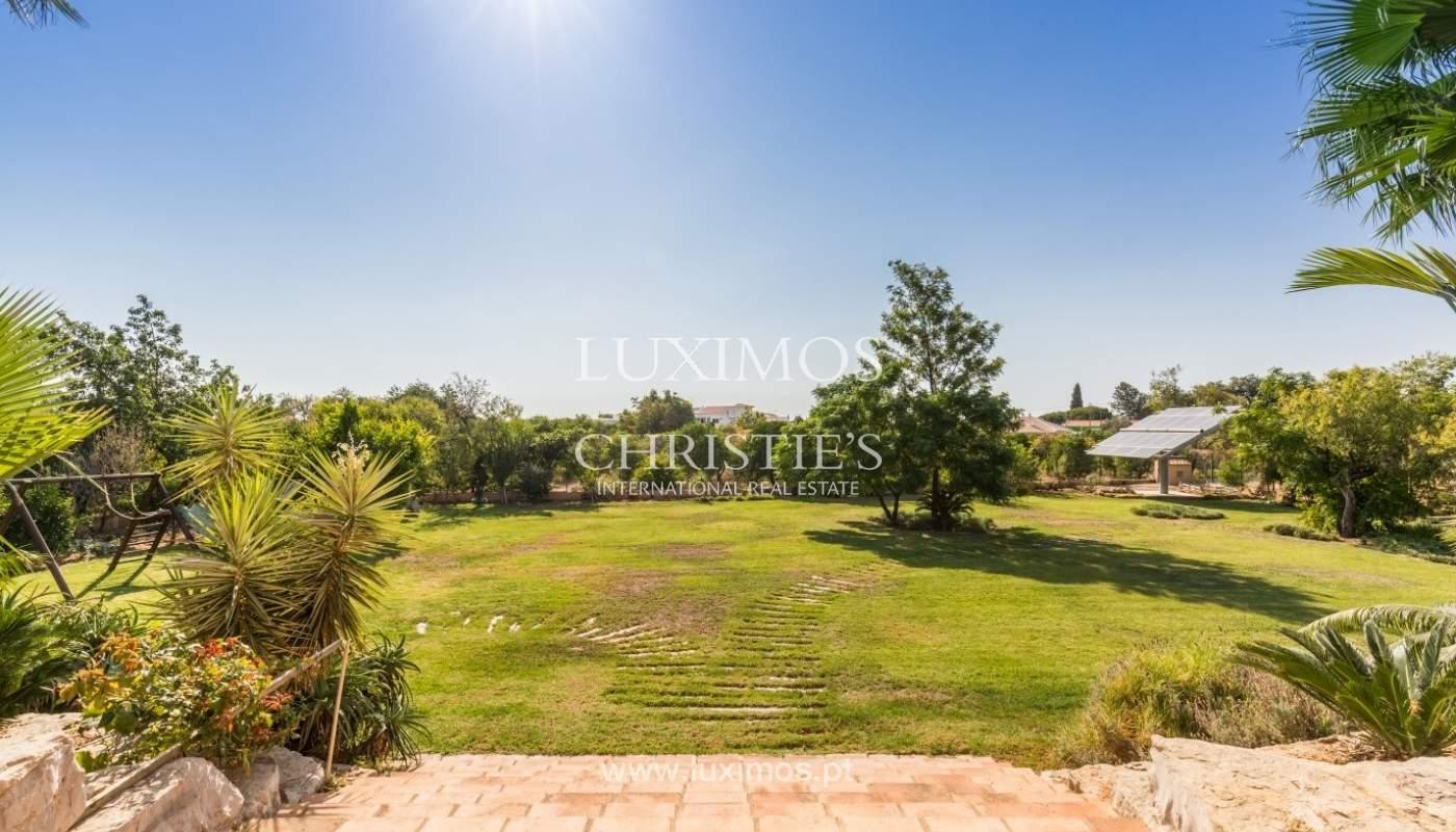 Verkauf Luxus-villa mit pool, nahe dem Meer, Quarteira, Algarve_67366