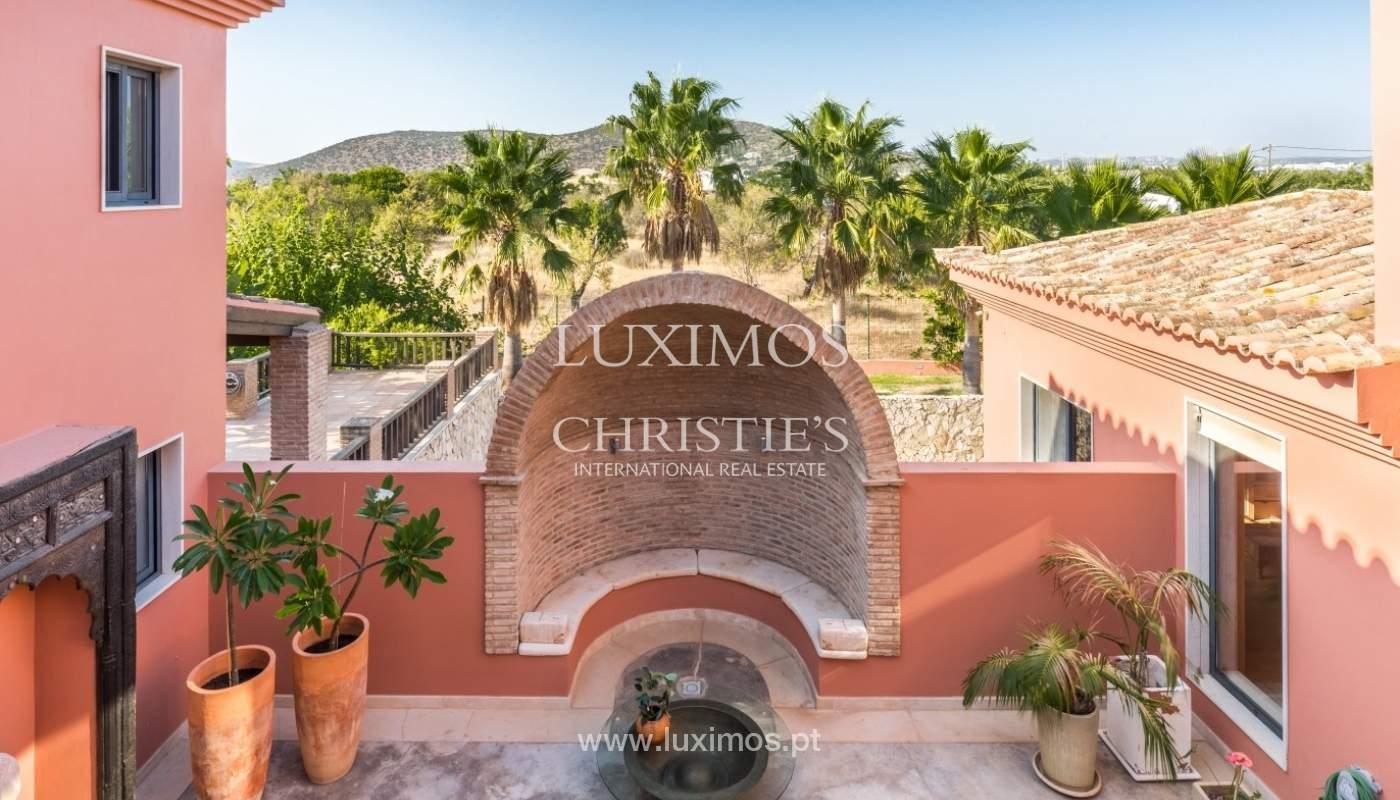 Verkauf Luxus-villa mit pool, nahe dem Meer, Quarteira, Algarve_67388