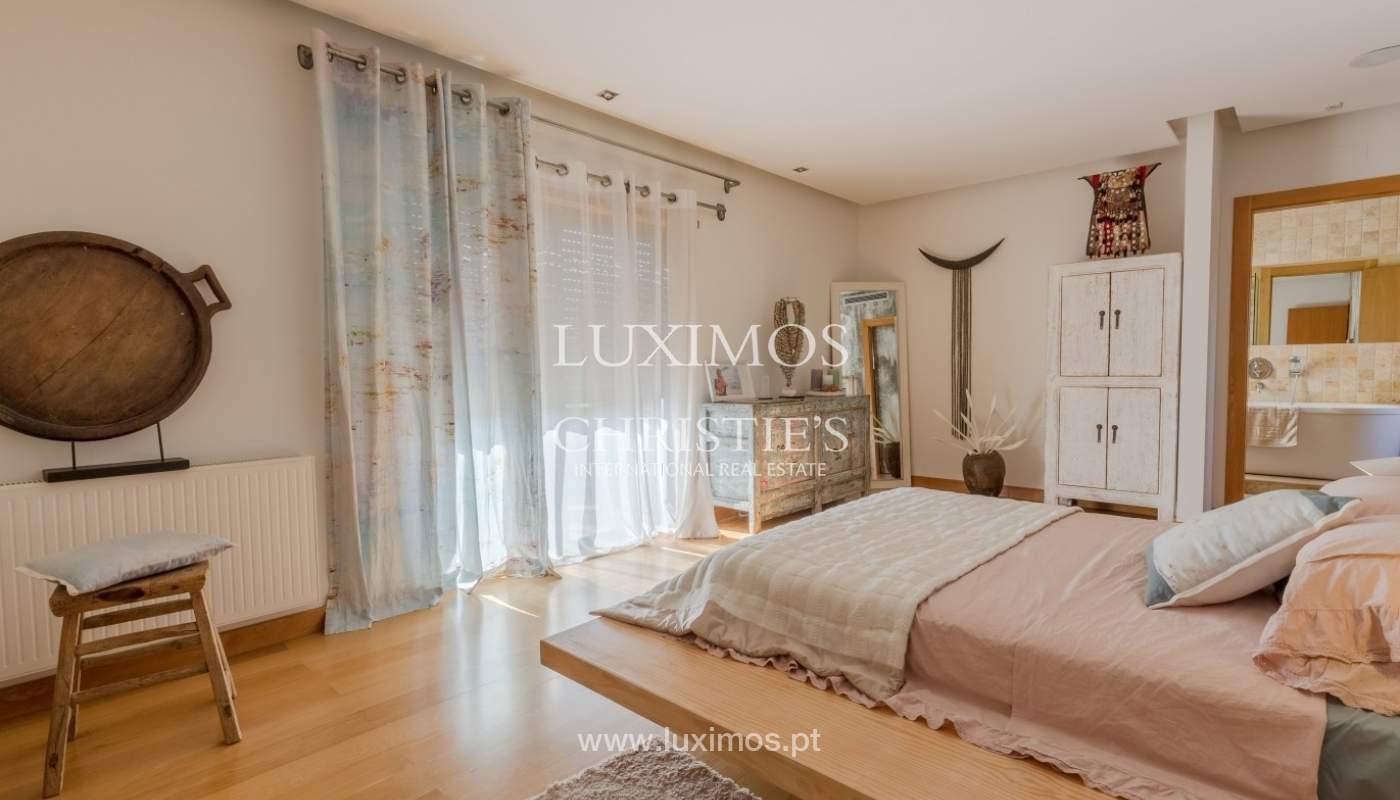 Verkauf Luxus-villa mit pool, nahe dem Meer, Quarteira, Algarve_67392