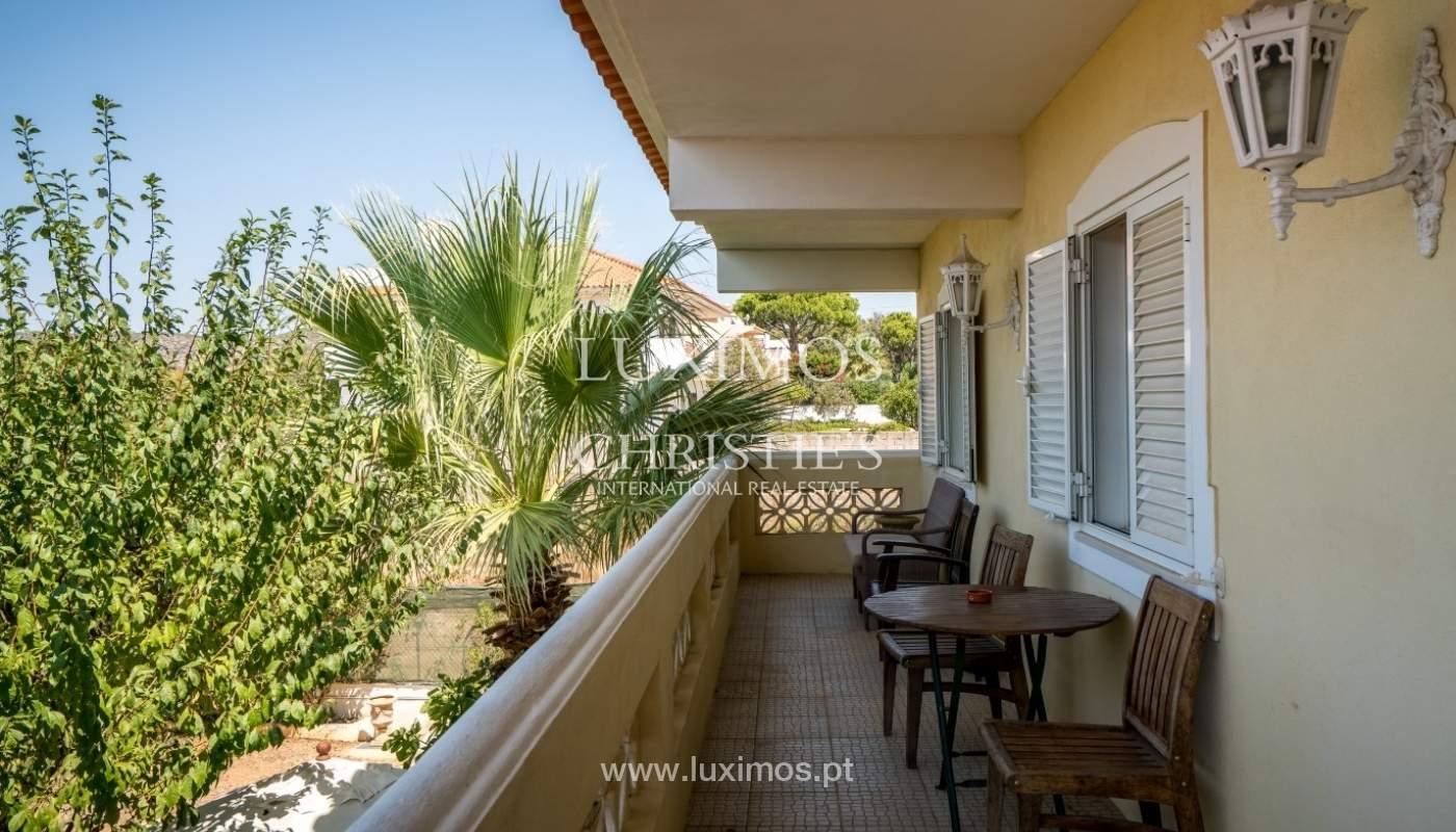 Villa for sale, garden, near the beach, Quarteira, Algarve, Portugal_67448
