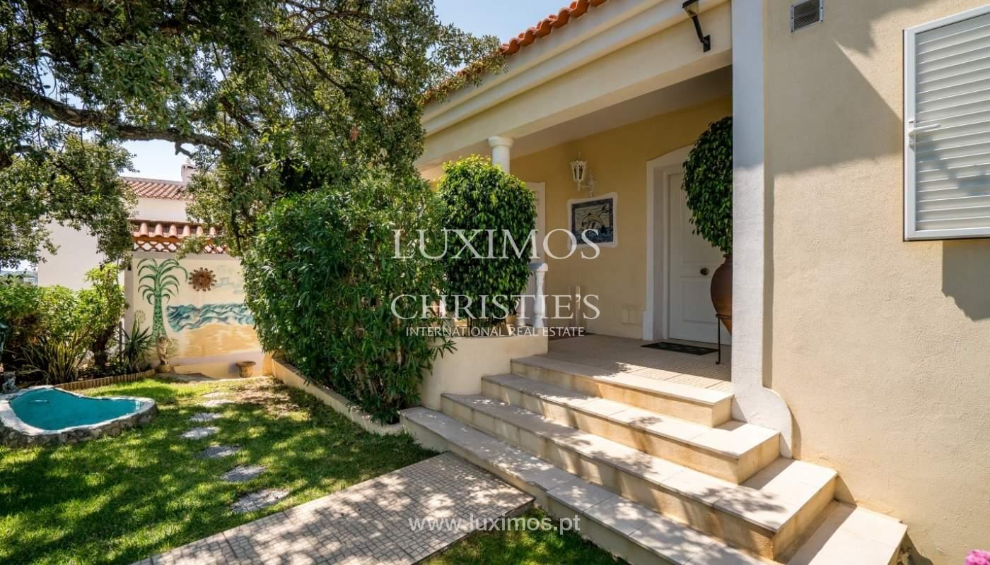 Vente de villa, avec jardin, à proximité de la plage, Quarteira, Algarve, Portugal_67470