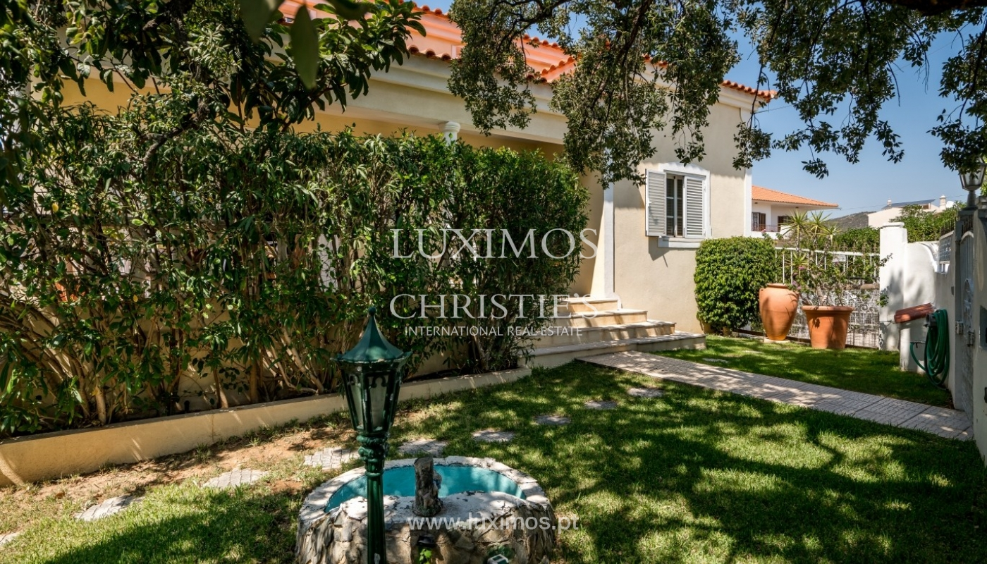 Vente de villa, avec jardin, à proximité de la plage, Quarteira, Algarve, Portugal_67471