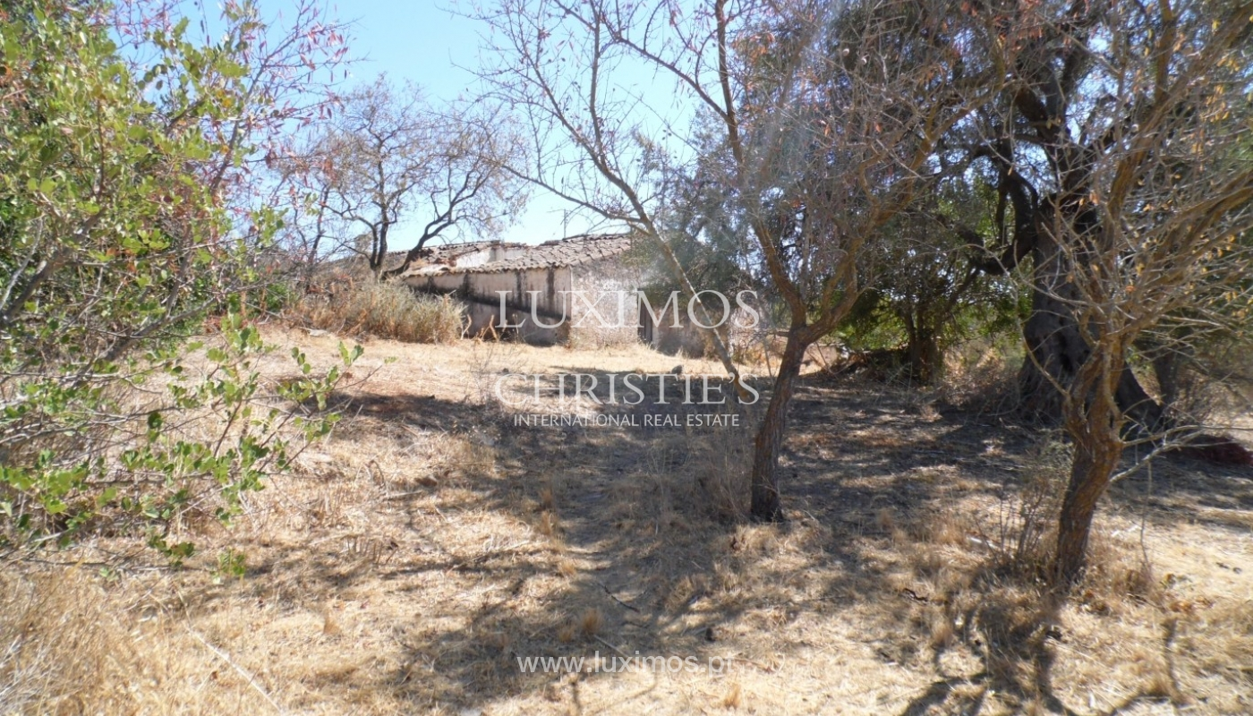 Plot area for sale, sea and mountain views, Loulé, Algarve, Portugal_67483