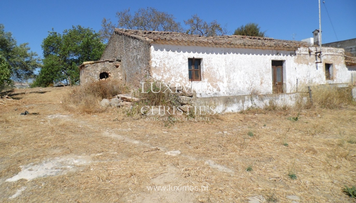 Plot area for sale, sea and mountain views, Loulé, Algarve, Portugal_67488