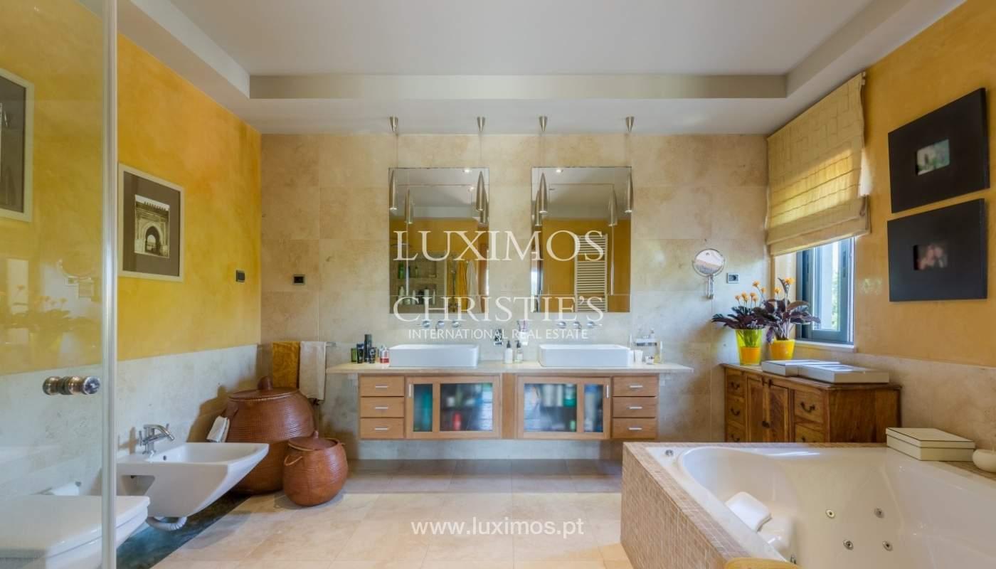 Verkauf Luxus-villa mit pool, nahe dem Meer, Quarteira, Algarve_67502