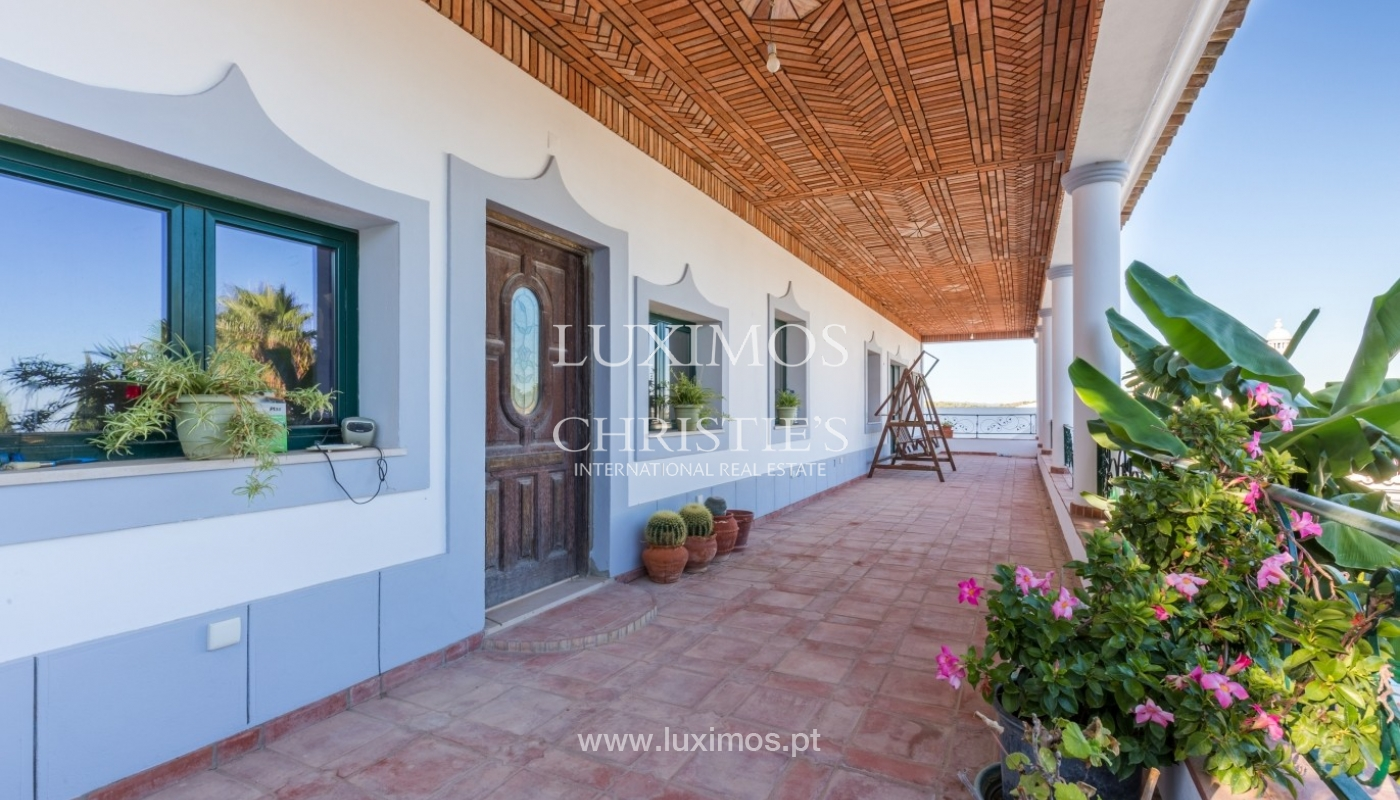 Villa for sale, pool, sea and mountain views, Loulé, Algarve, Portugal_67598
