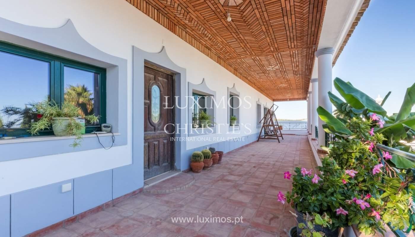 Moradia para venda, com piscina, vista mar e serra, Loulé, Algarve_67598