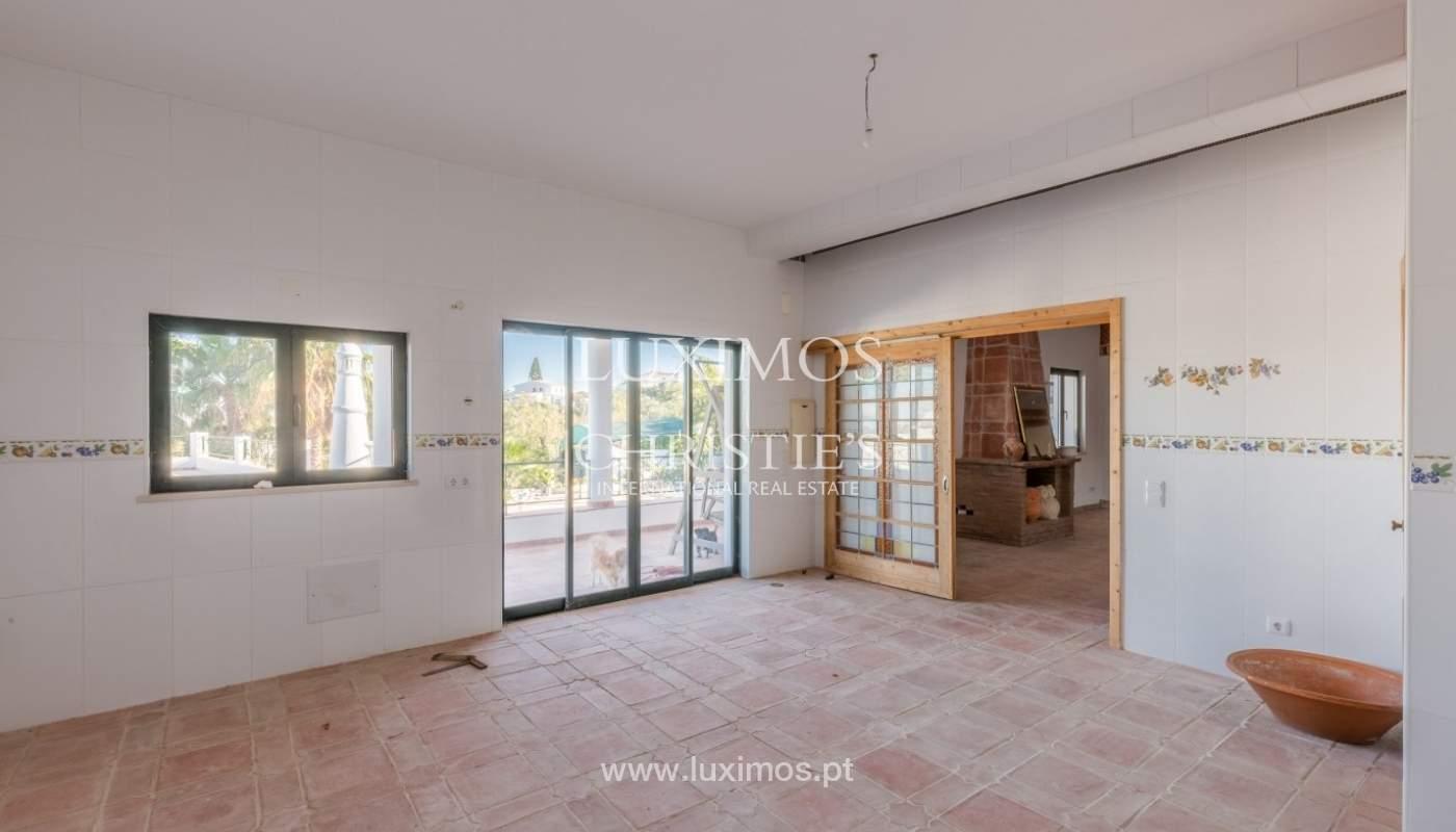 Moradia para venda, com piscina, vista mar e serra, Loulé, Algarve_67601
