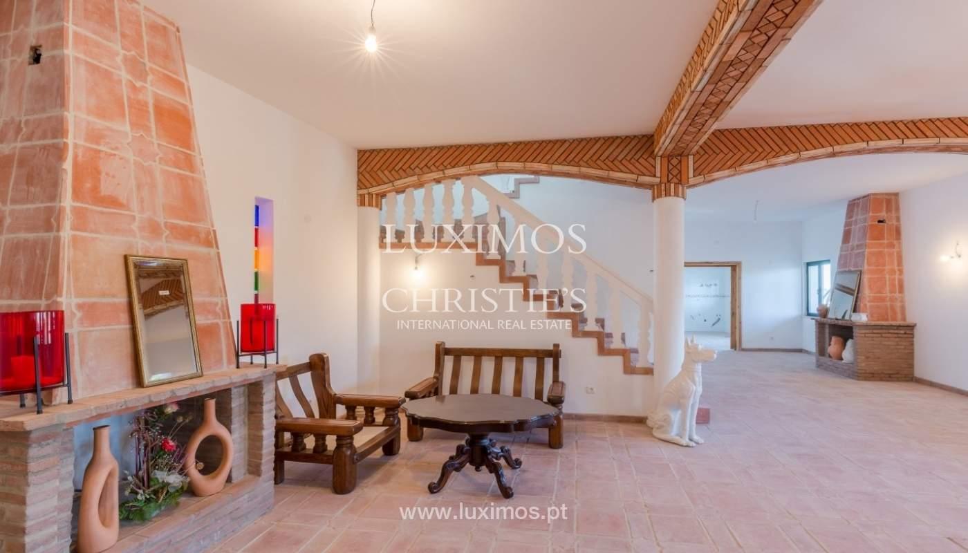 Moradia para venda, com piscina, vista mar e serra, Loulé, Algarve_67604