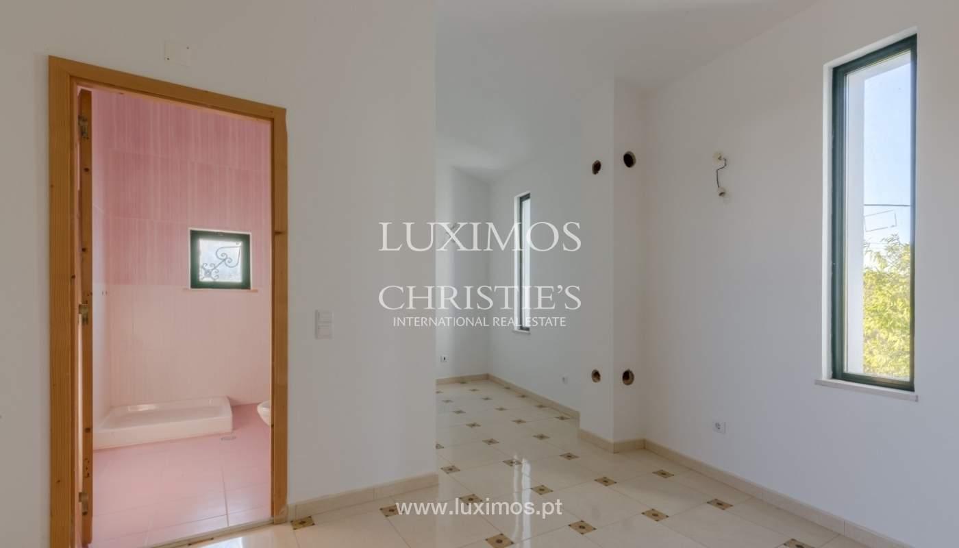 Moradia para venda, com piscina, vista mar e serra, Loulé, Algarve_67609