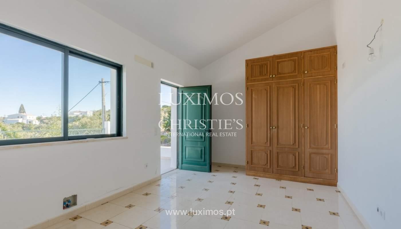 Moradia para venda, com piscina, vista mar e serra, Loulé, Algarve_67610