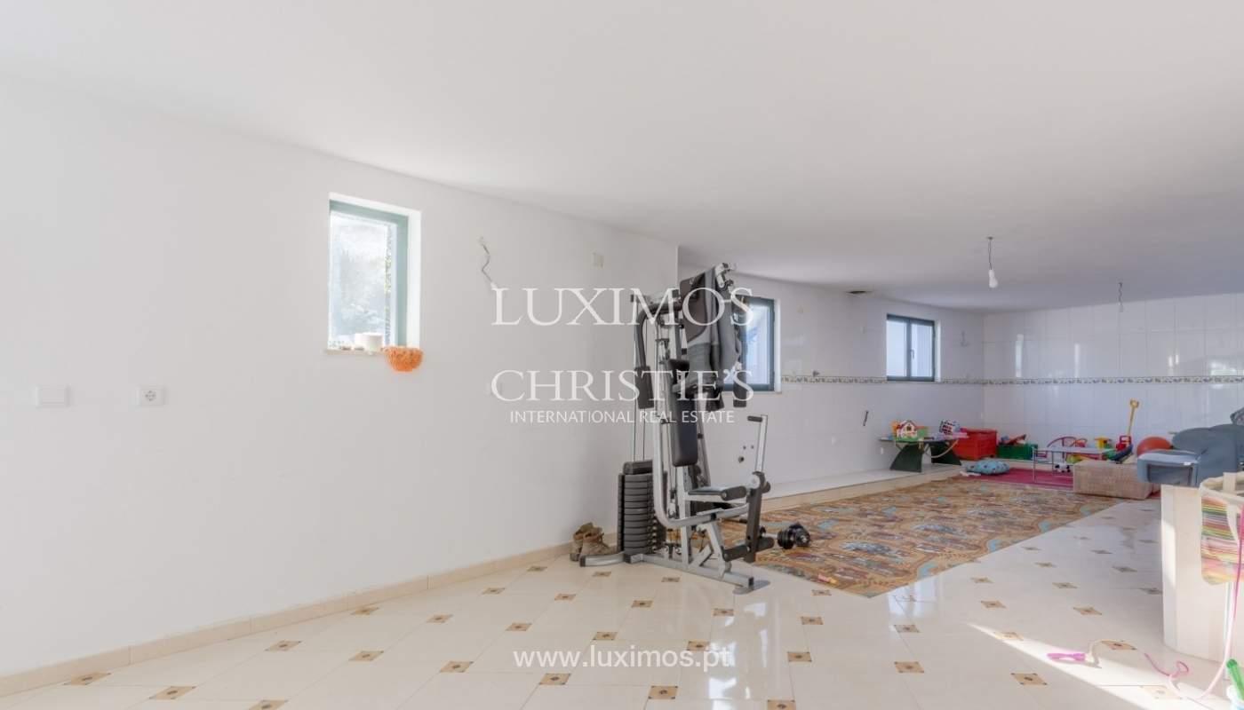 Moradia para venda, com piscina, vista mar e serra, Loulé, Algarve_67614