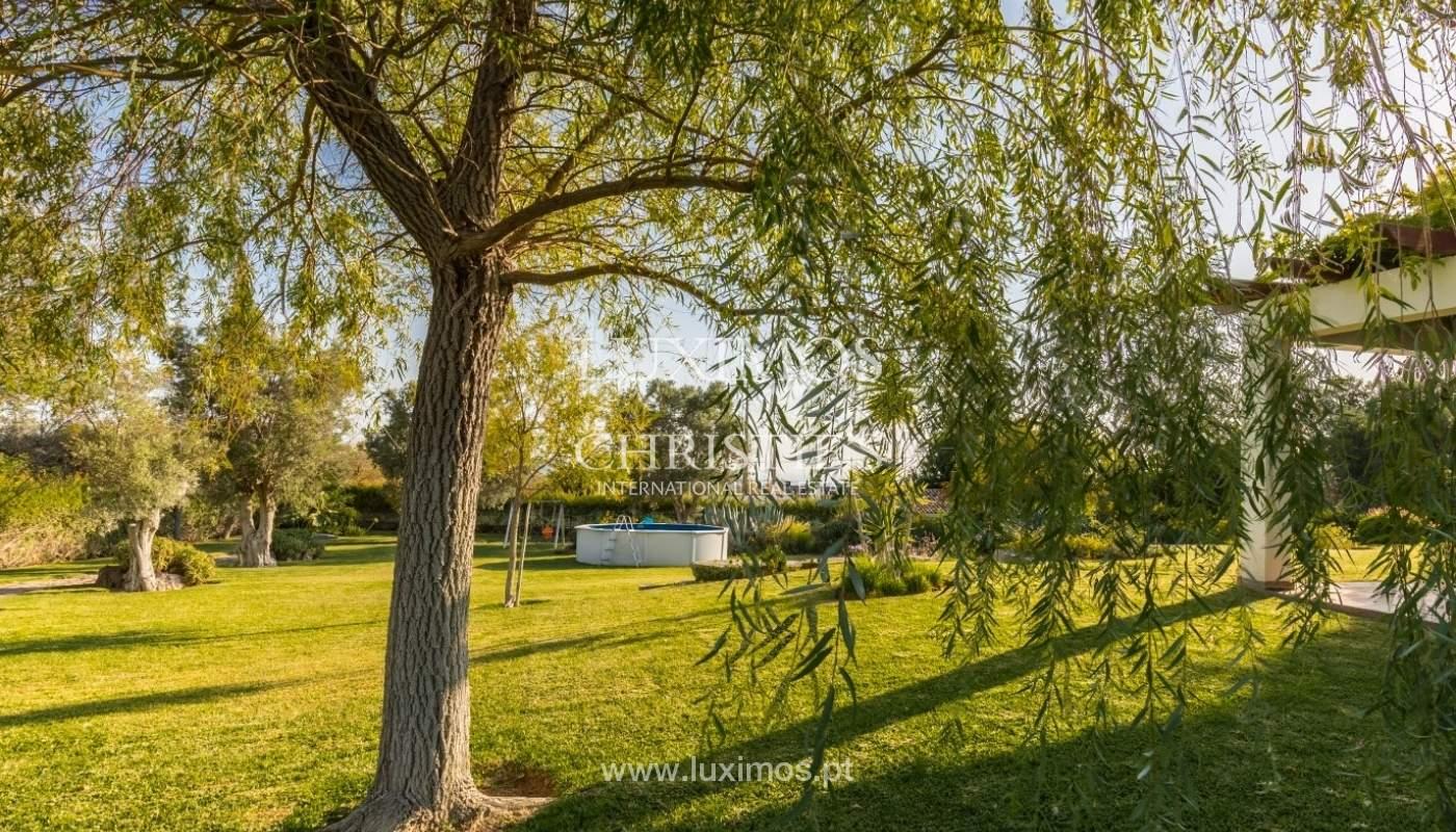 Villa à vendre avec vue sur la mer, Loule, Algarve, Portugal_67675