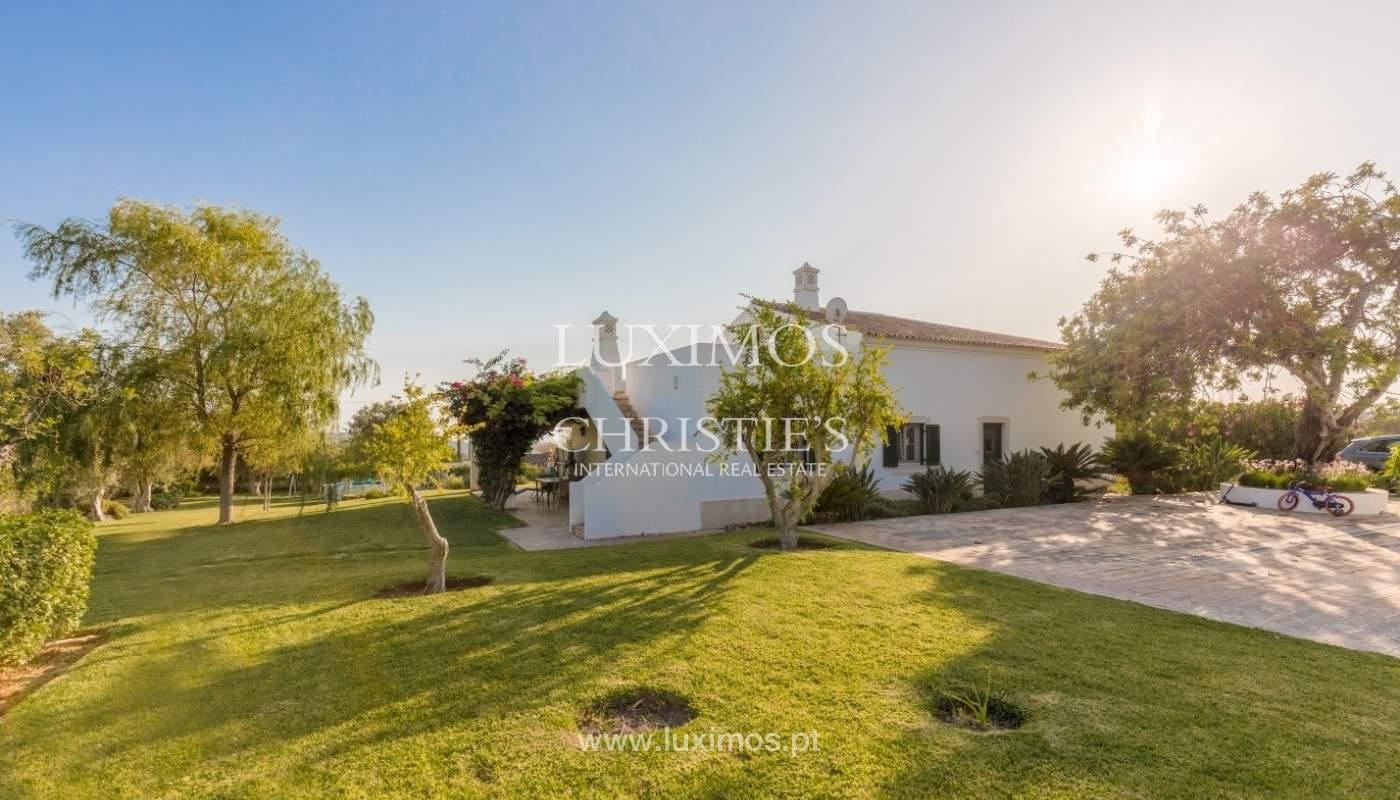 Villa à vendre avec vue sur la mer, Loule, Algarve, Portugal_67676