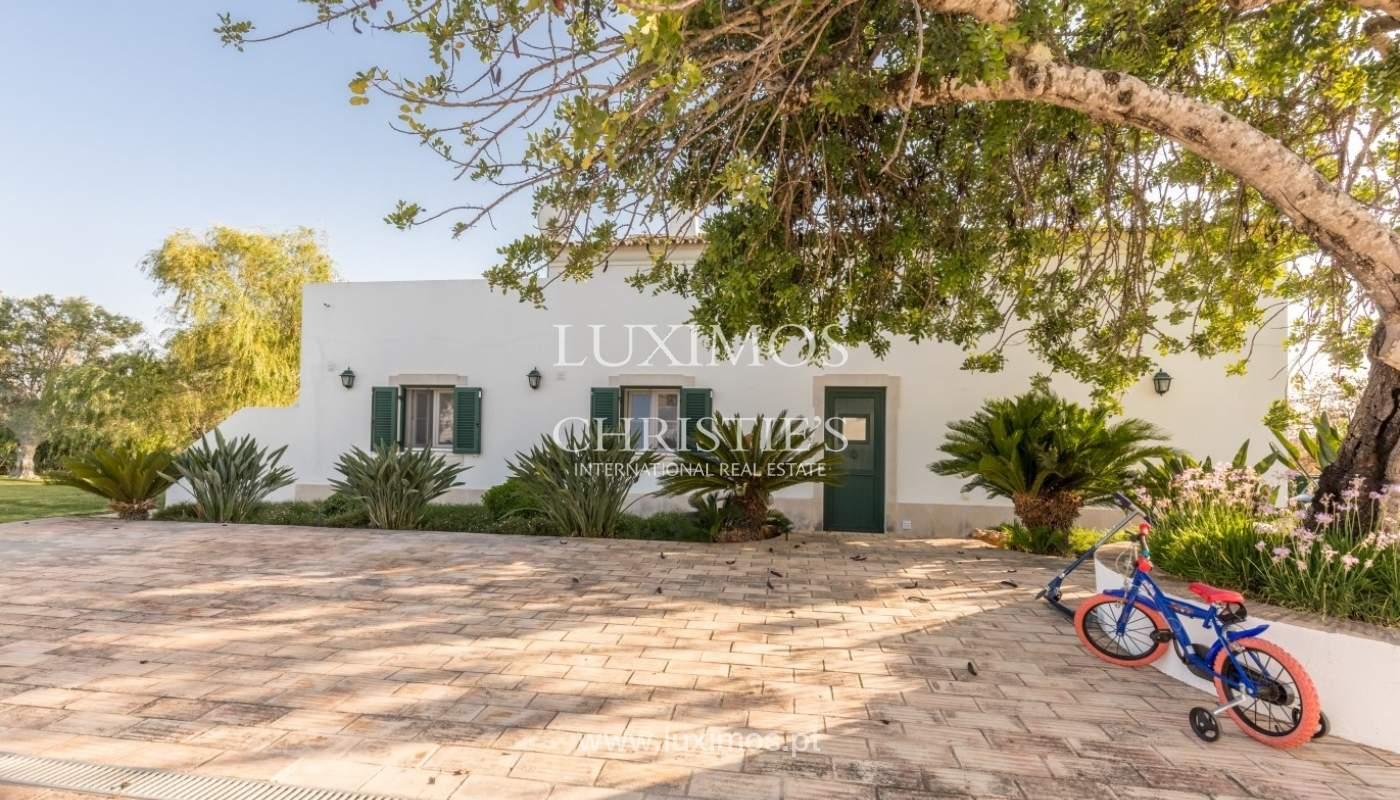 Villa à vendre avec vue sur la mer, Loule, Algarve, Portugal_67677