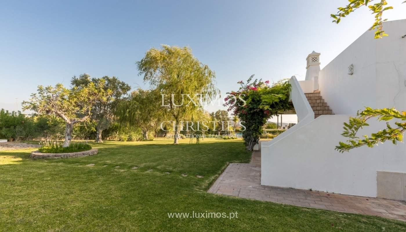 Villa à vendre avec vue sur la mer, Loule, Algarve, Portugal_67678