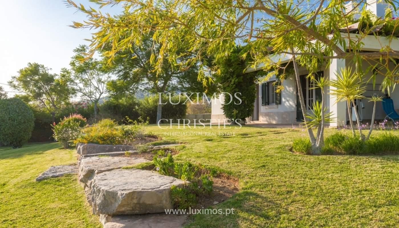 Villa à vendre avec vue sur la mer, Loule, Algarve, Portugal_67680