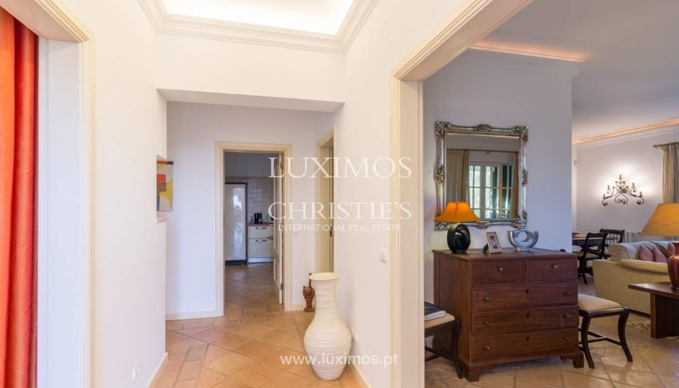 Villa à vendre avec vue sur la mer, Loule, Algarve, Portugal_67681