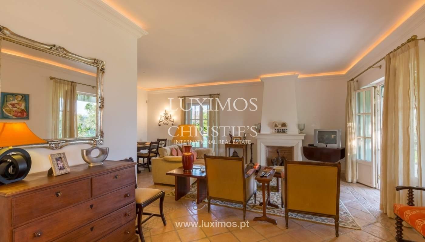 Villa à vendre avec vue sur la mer, Loule, Algarve, Portugal_67682