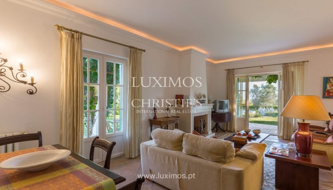 Villa à vendre avec vue sur la mer, Loule, Algarve, Portugal_67683