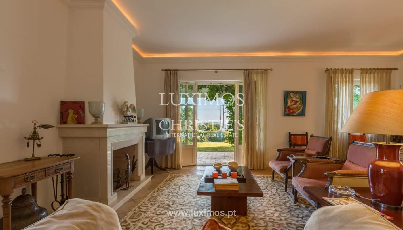 Villa à vendre avec vue sur la mer, Loule, Algarve, Portugal_67684