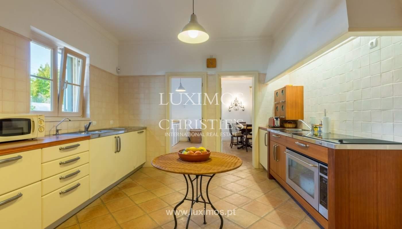 Villa à vendre avec vue sur la mer, Loule, Algarve, Portugal_67687