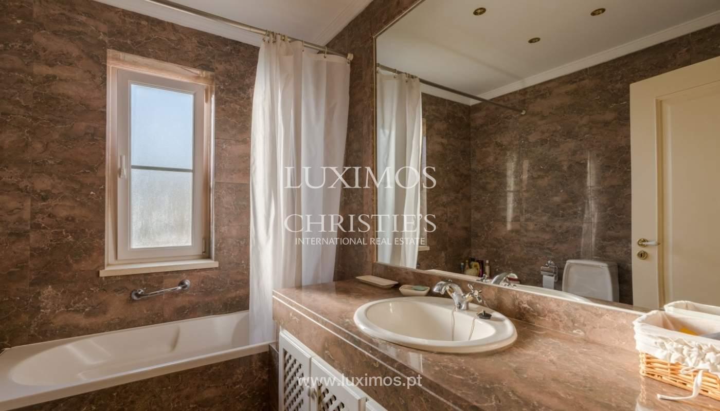 Villa à vendre avec vue sur la mer, Loule, Algarve, Portugal_67690