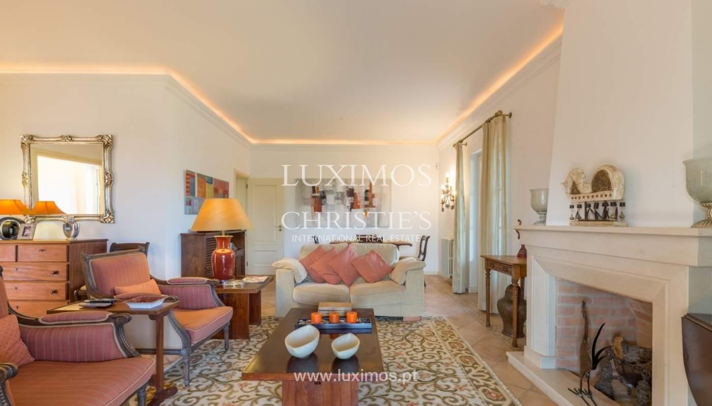 Villa à vendre avec vue sur la mer, Loule, Algarve, Portugal_67693