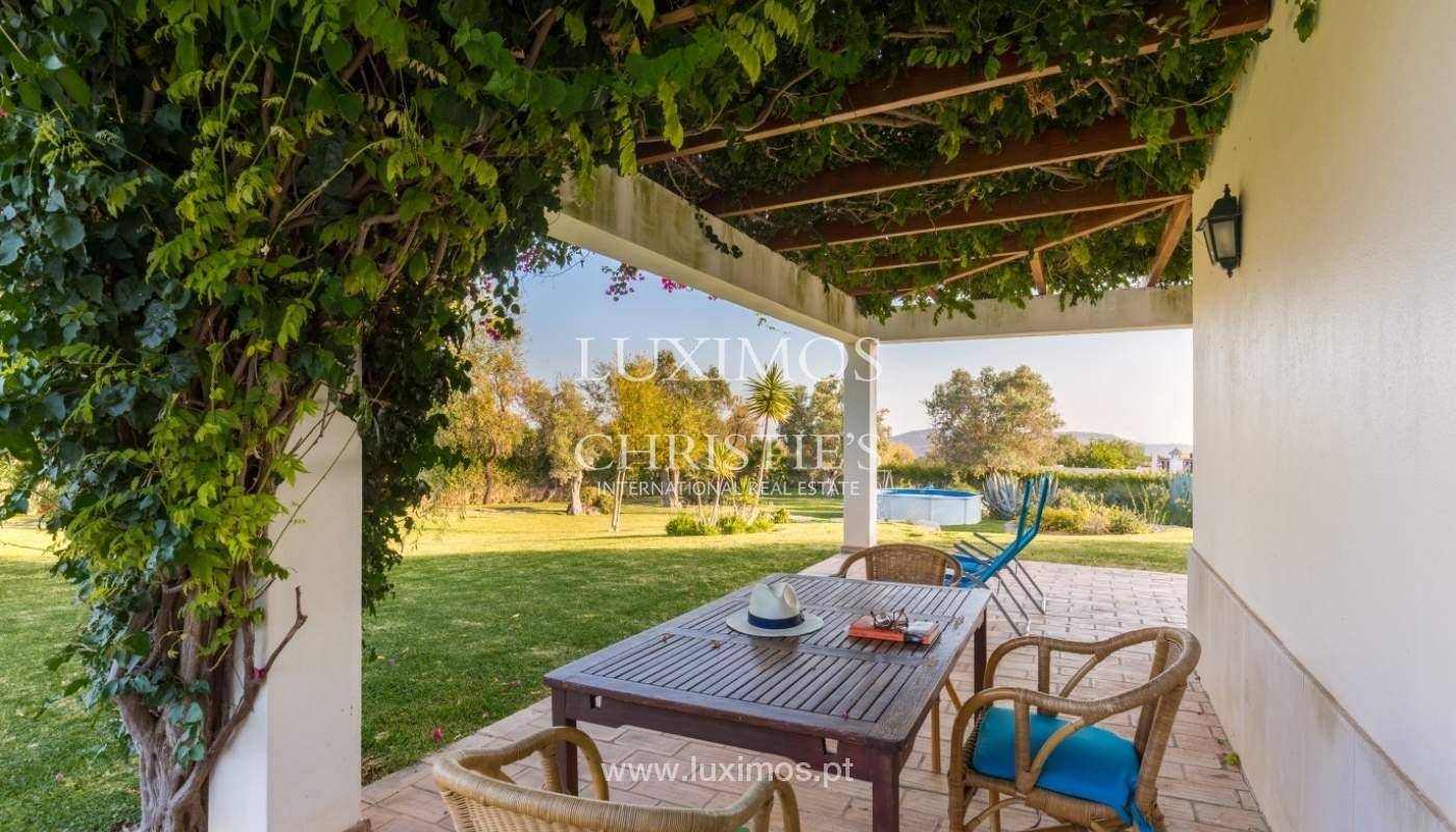 Villa à vendre avec vue sur la mer, Loule, Algarve, Portugal_67694